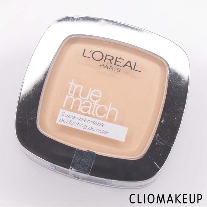 Cliomakeup-Recensione-Cipria-L'Oreal-True-Match-Super-Blendable-Perfecting-Powder-2