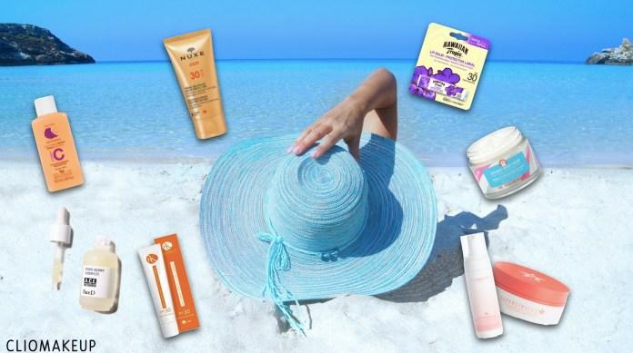 Cliomakeup-skincare-routine-prima-della-spiaggia