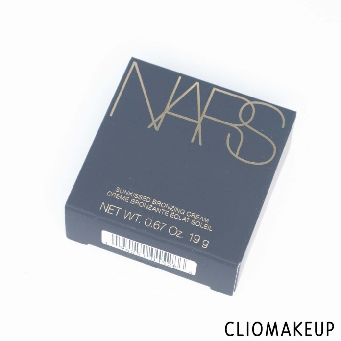 cliomakeup-recensione-bronzer-nars-sunkissed-bronzing-cream-2