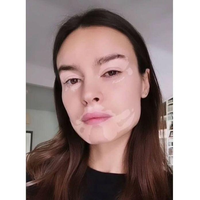 cliomakeup-star-con-vitiligine-kasia-smutniak-filtro