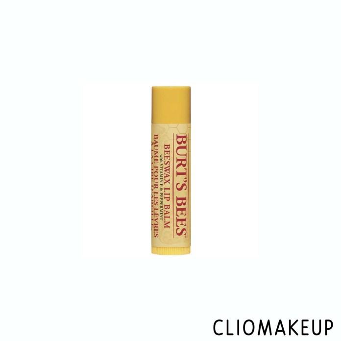 Cliomakeup-Recensione-Balsamo-Labbra-Burt's-Bees-Beeswax-Lipbalm-1