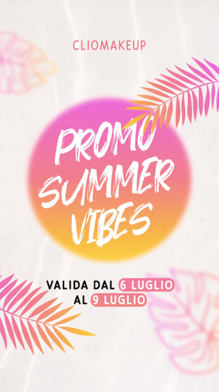 Cliomakeup-promo-summer-vibes-date