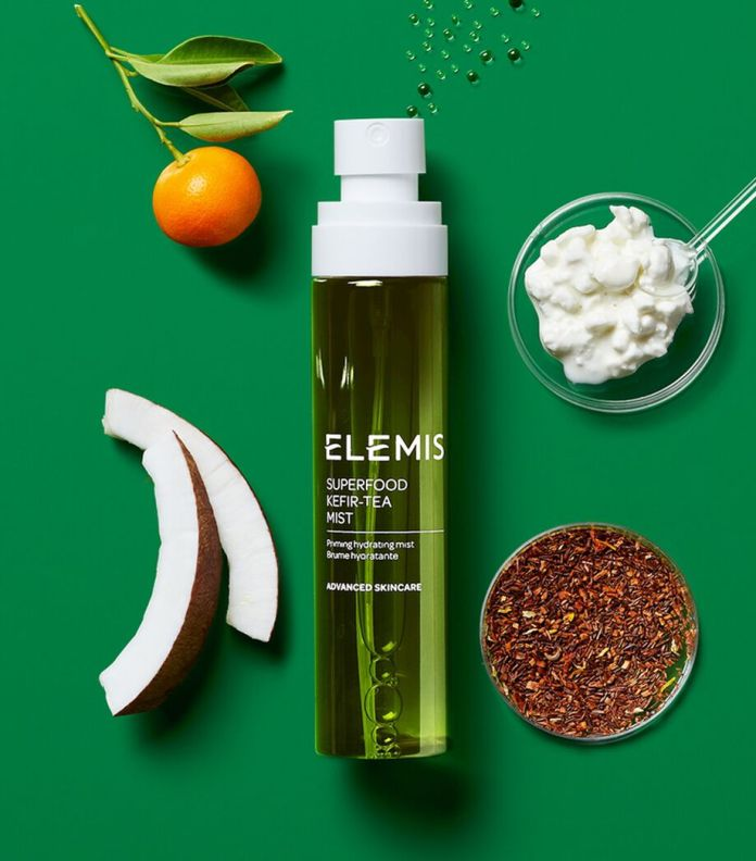 Cliomakeup-acque-rinfrescanti-estate-2021-Elemis-Superfood-Kefir-Tea-Mist