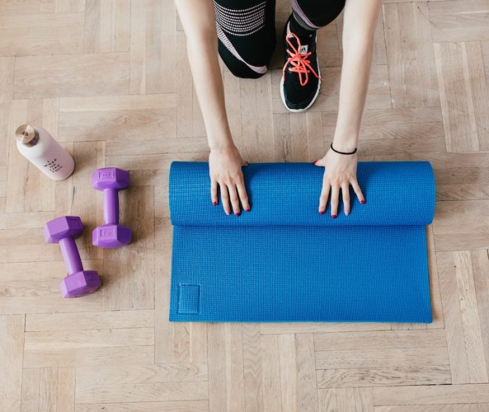 cliomakeup-attrezzi-allenamento-teamclio-tappetino