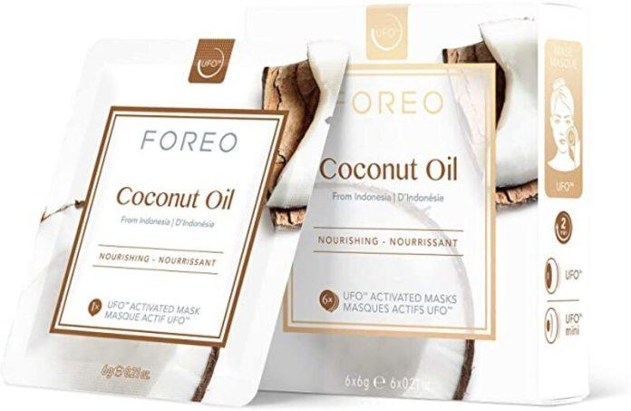 cliomakeup-prodotti-beauty-settembre-2021-foreo-coconut-oil-mask