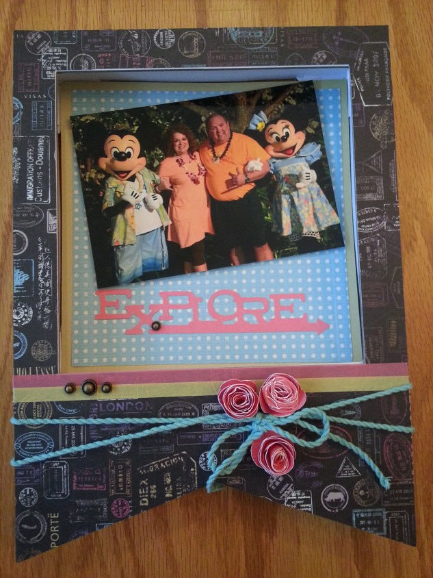 Learn more about Casey and her unique perspective on scrapbooking! #ctmh #closetomyheart #memorykeepingmatters #Consultants #scrapbooking