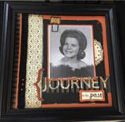 Consultant Sundi Hendrix recounts stories of her mom. #ctmh #closetomyheart #memorykeepingmatters #scrapbooking #mothersday