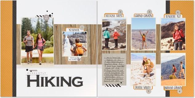 Ideas for organizing your scrapbook albums #scrapping #scrapbooking #ctmh #closetomyheart #hikescrapbook