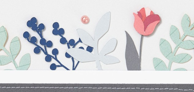Mini Cricut® flowers #closetomyheart #ctmh #cricut #cricutflowermarket #flowers #scrapbooking