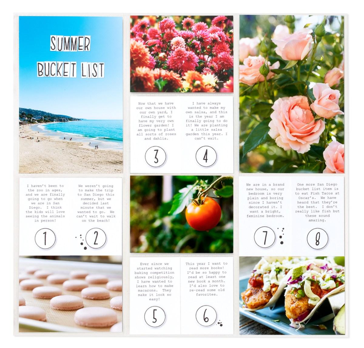 Journaling in Lists #ctmh #closetomyheart #journaling #journalling #list #lists #journalinglist #journallinglist #summer #bucketlist #summerbucketlist