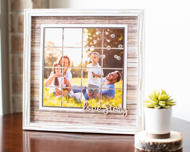 Photo Grids #ctmh #closetomyheart #photogrids #memorygrids #scrapbooking #memorykeeping #ctmhfreshair