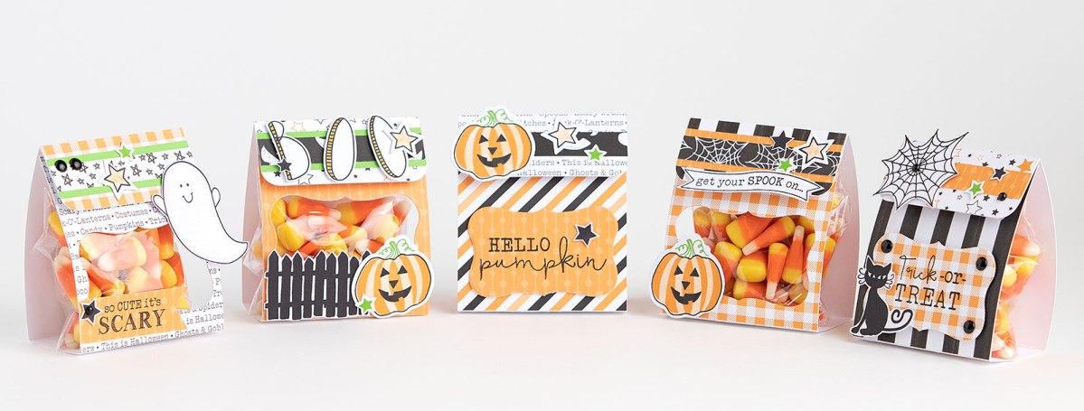 Halloween Treats with Hello Pumpkin #CTMH #CloseToMyHeart #CTMHHelloPumpkin #HelloPumpkin #Halloween #treats #treatbags #diy #scrapbooking #pumpkin #spooky #toocutetospook #toocutetobescary #Halloweennight #happyHalloween #witchinghour #October