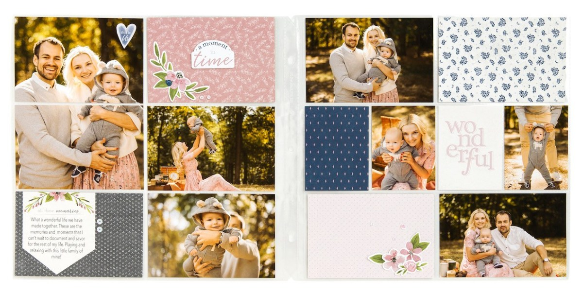 5 Approaches to Pocket Scrapbooking #ctmh #closetomyheart #ctmhsomuchhappy #ctmhfeelslikehome #pocketscrapbooking #blockscrapbooking #freepattern #scrapbookpattern #picturemylife #pocketcards #everydaylife
