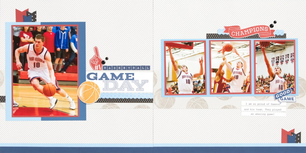 Seasonal Expressions 1 #ctmh #closetomyheart #SE1 #SeasonalExpressions #ideabook #catalog #scrapbooking #cardmaking #papercrafting #scrapbook #diycards #papercraft #stamping #basketball #gameday #champions