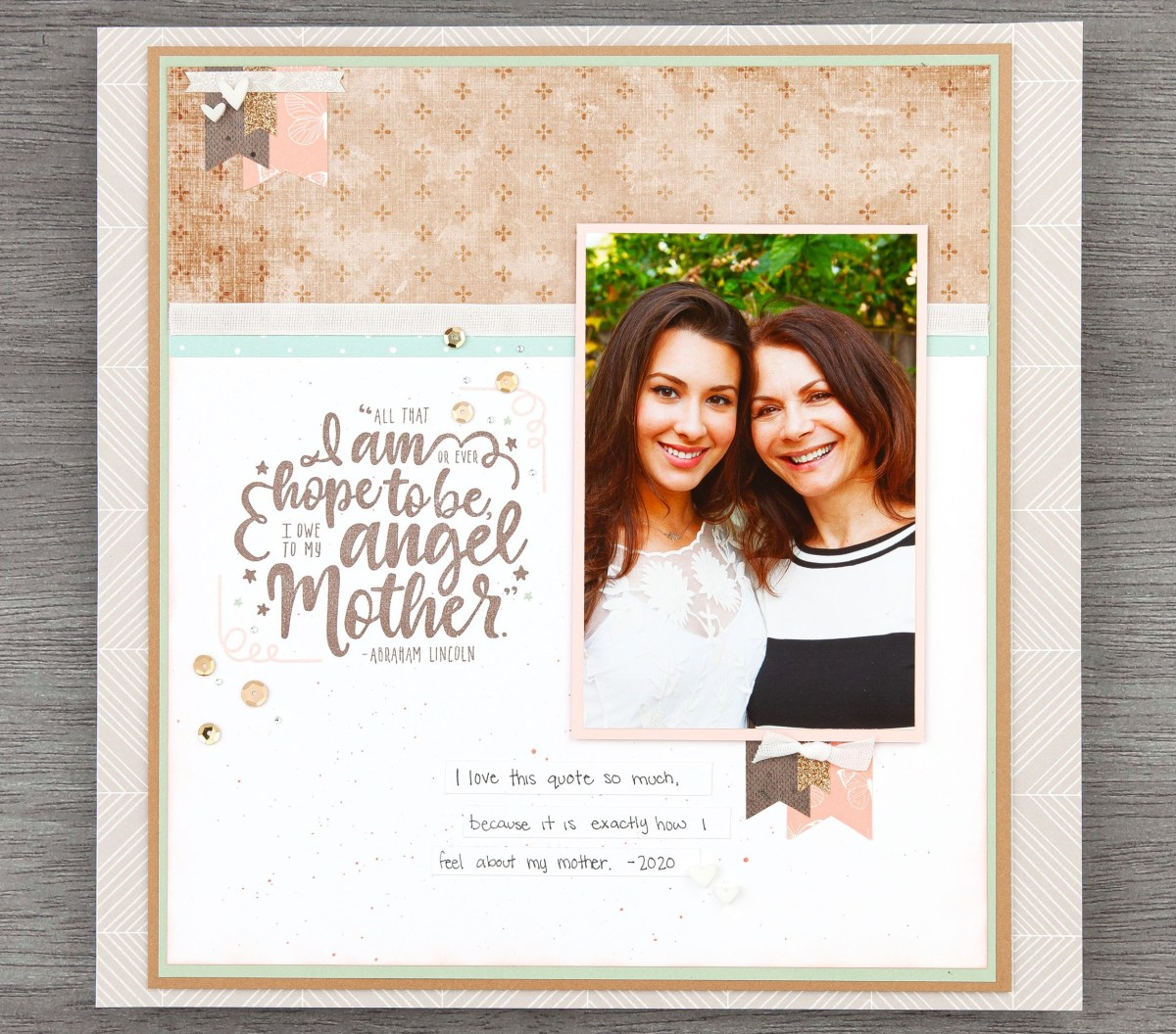 Mother's Day Cards and Scrapbooking #ctmh #closetomyheart #loveformother #mother'sdaydoor #amazingmother #allthatIam #mother'sday #cardmaking #scrapbooking #free #download #cardpattern #pattern
