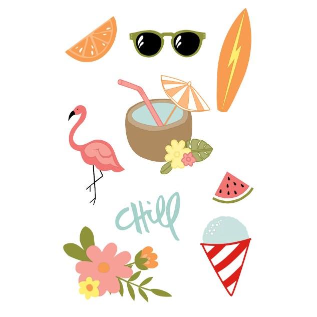 Summer Vibes Cricut