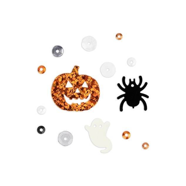 Got Candy #closetomyheart #ctmh #ctmhgotcandy #gotcandy #halloween #trickortreat #workshop #scrapbooking #treatbags #treattoppers #memorykeeping #sequins #pumpkin #ghost #spider