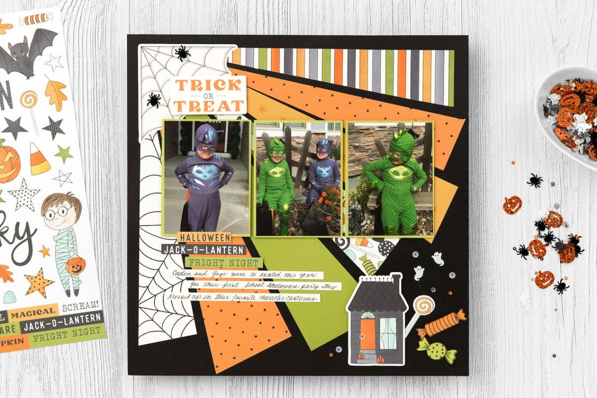 Got Candy #closetomyheart #ctmh #ctmhgotcandy #gotcandy #halloween #trickortreat #workshop #scrapbooking #treatbags #treattoppers #memorykeeping #spooky
