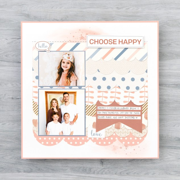 Moments like These #ctmh #closetomyheart #momentslikethese #cutabove #scrapbookingkit #calendarkit #scrapbooking #memorykeeping #choosehappy