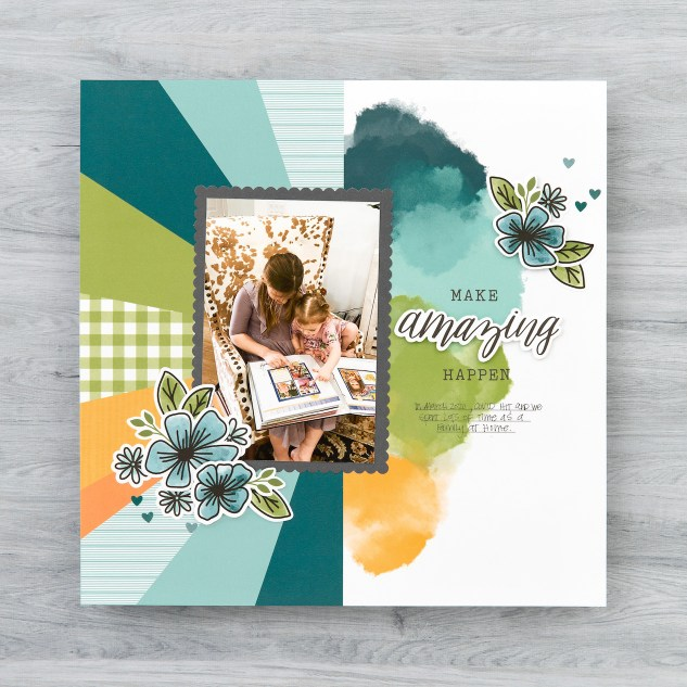 Moments like These #ctmh #closetomyheart #momentslikethese #cutabove #scrapbookingkit #calendarkit #scrapbooking #memorykeeping #makeamazinghappen