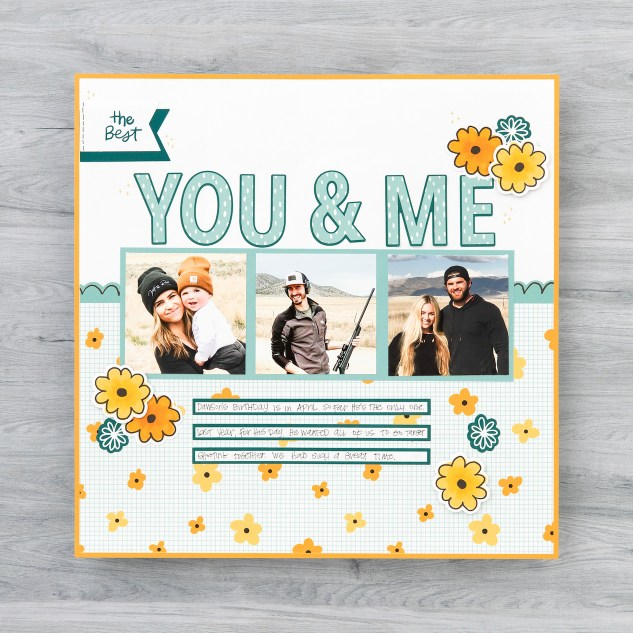 Moments like These #ctmh #closetomyheart #momentslikethese #cutabove #scrapbookingkit #calendarkit #scrapbooking #memorykeeping #you&me #youandme