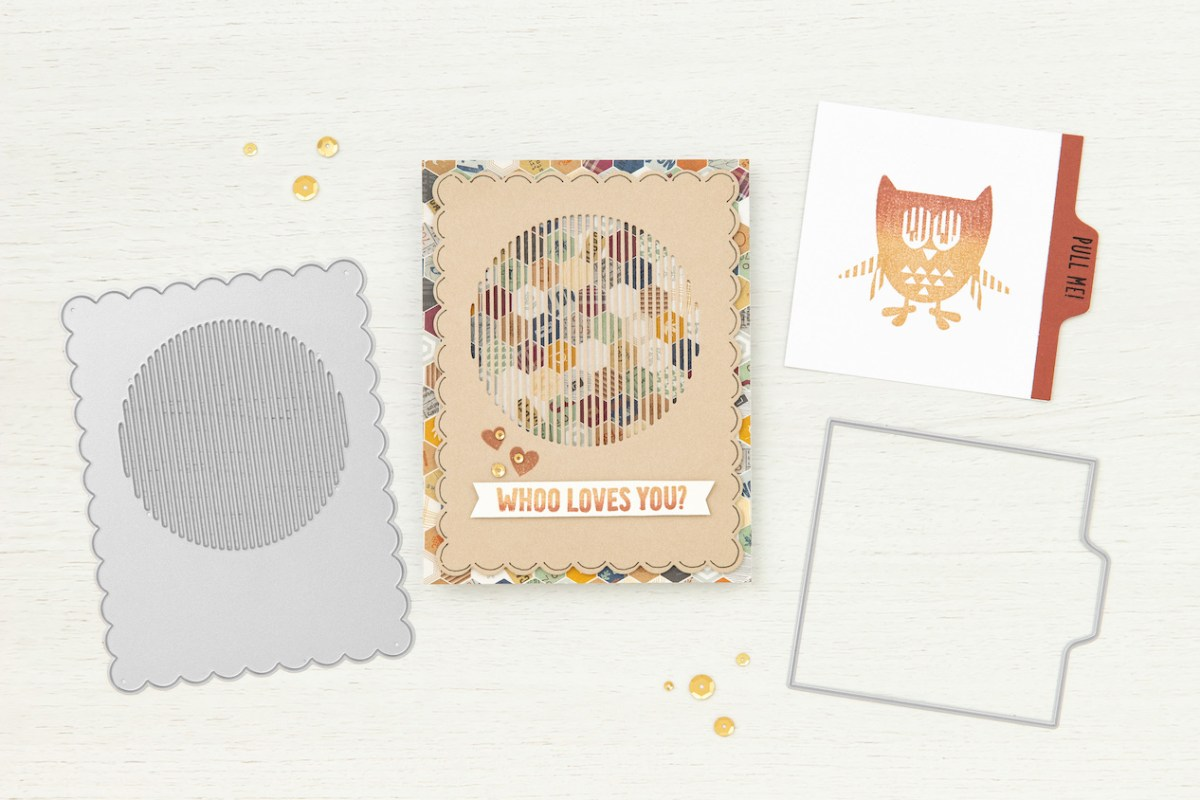 Free Card Pattern #ctmh #closetomyheart #freepattern #cardmaking #diy #ctmhseasonsinmotion #animatedcards #interactivecards #autumnair #holidaycheer #owl #reindeer #animationwindow