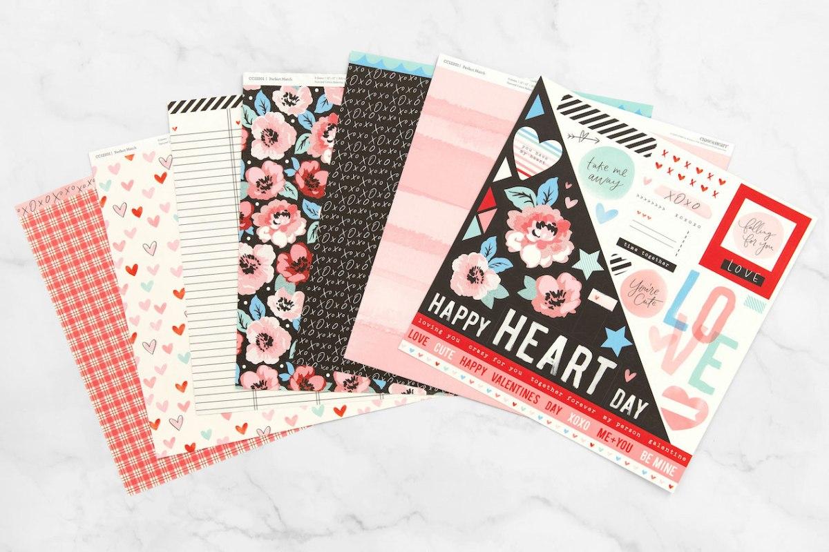 DIY Gift Boxes #closetomyheart #ctmh #ctmhperfectmatch #perfectmatch #valentine #giftboxes #diygift #diygiftboxes #diyvalentine #papercrafting