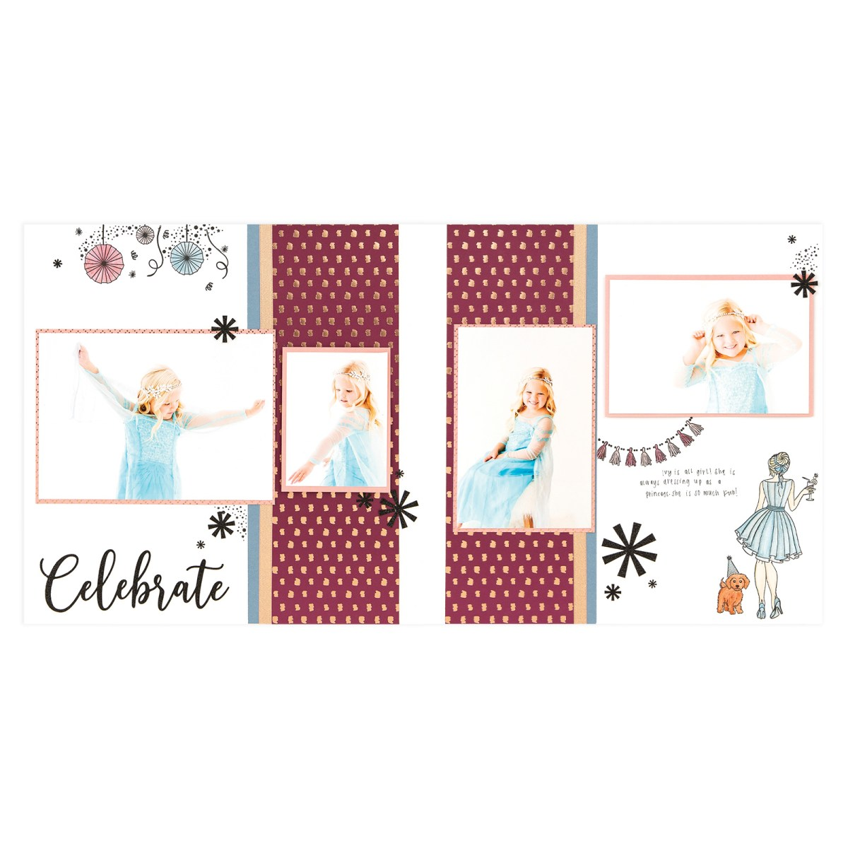 National Scrapbooking Day #closetomyheart #ctmh #nsd #ctmhnsd #nationalscrapbookingday #closetomyheartnsd #closetomyheartnationalscrapbookingday #partygirl #scrapbooking #scrapbookingworkshop