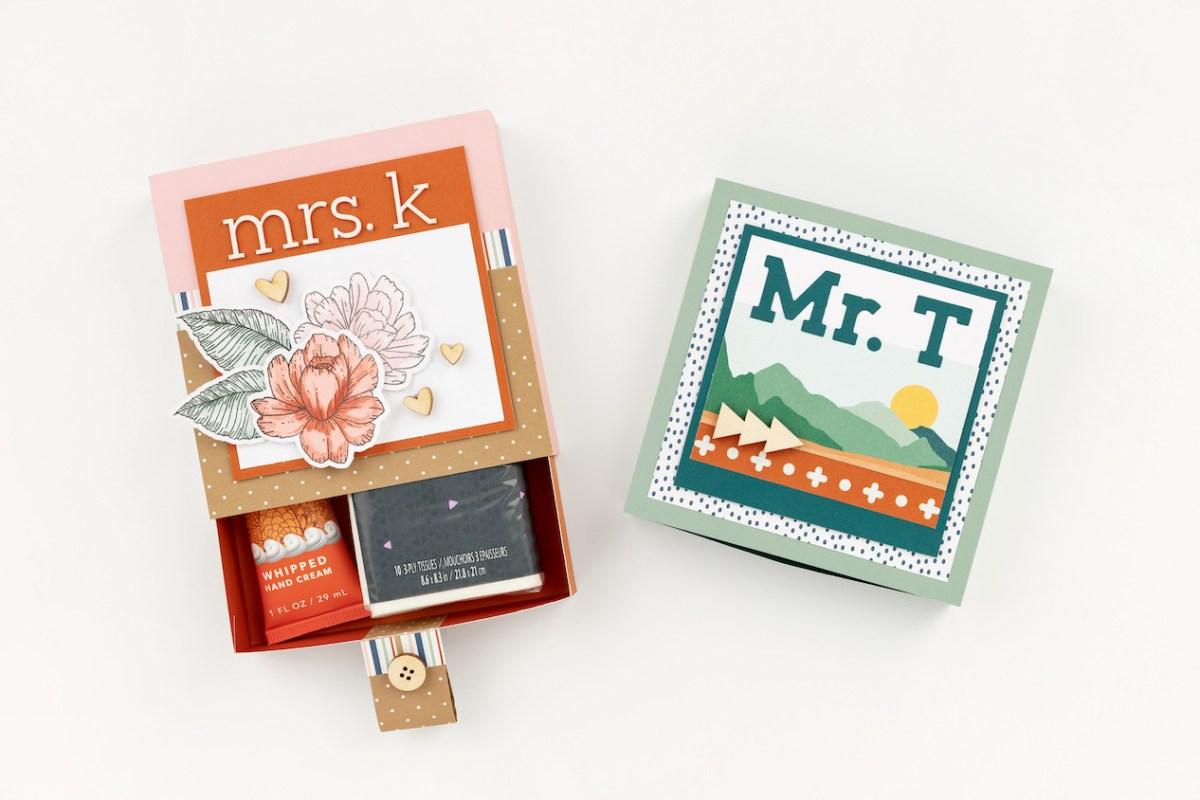DIY Teacher Gifts #closetomyheart #ctmh #backtoschool #diy #teachergifts #giftbox