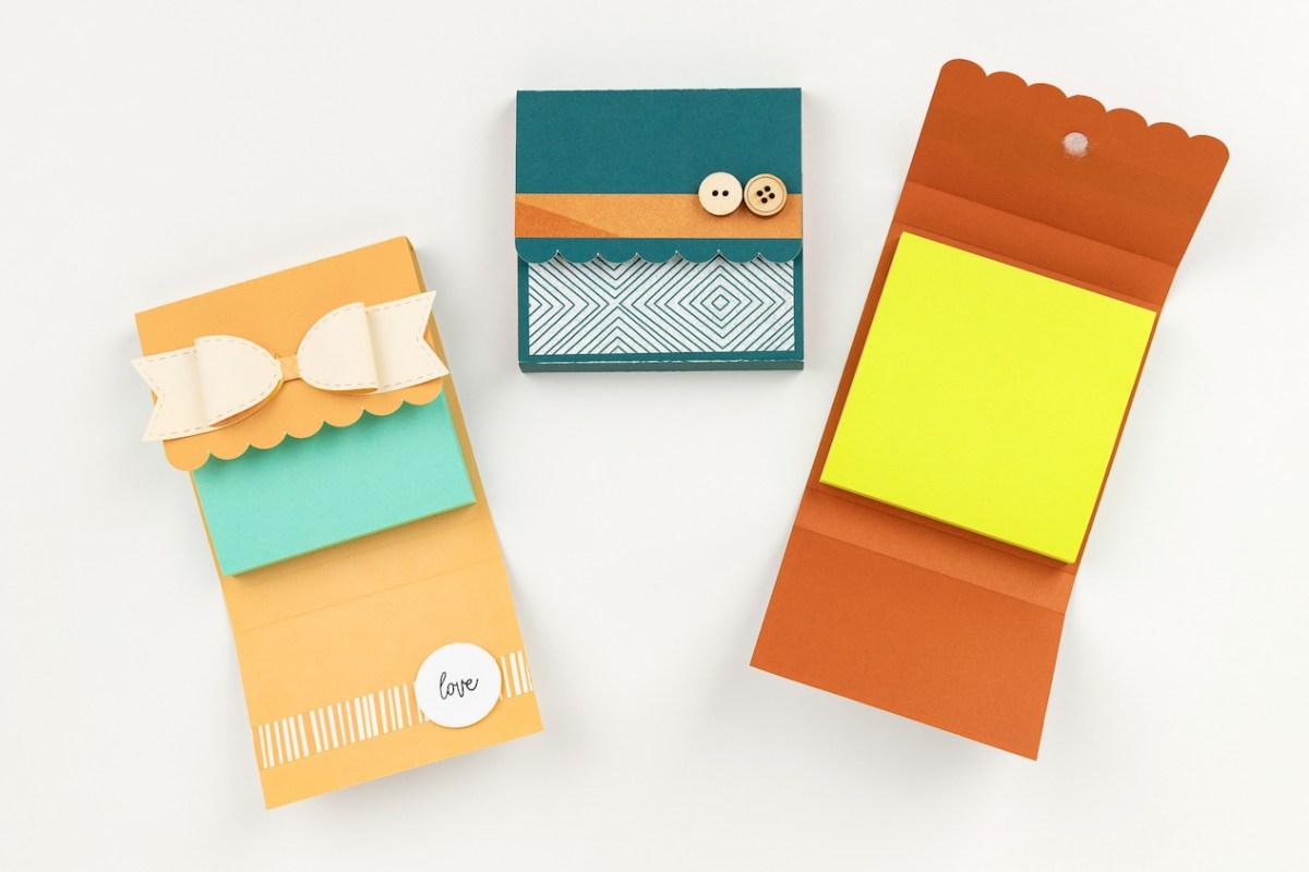 DIY Teacher Gifts #closetomyheart #ctmh #backtoschool #diy #teachergifts #stickynotes