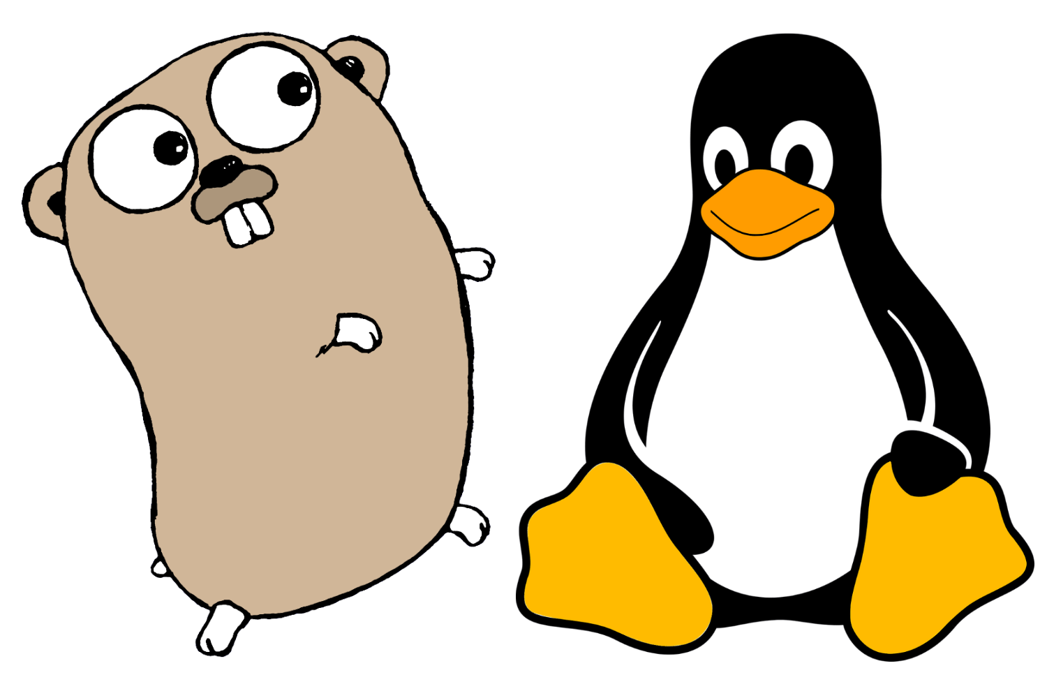 emperor penguin diagram ezgo txt wiring gas using go as a scripting language in linux