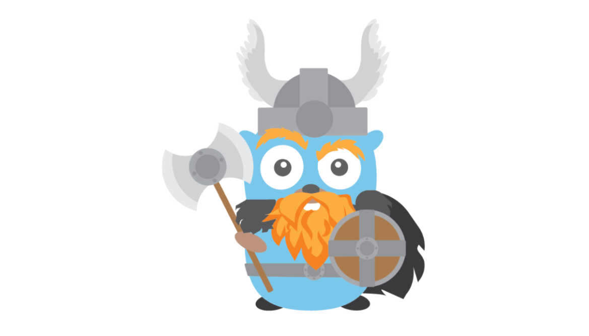 Viking-Gopher