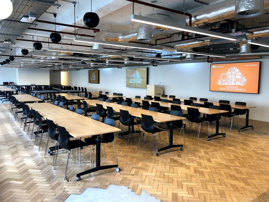 We want to host your technical meetup at Cloudflare London