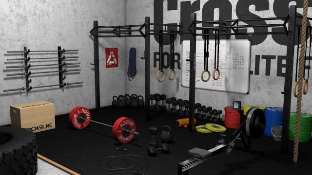 box de CrossFit