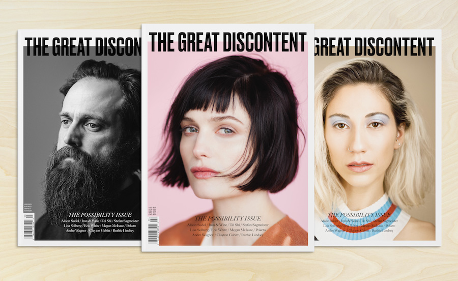 he great discontent magazine
