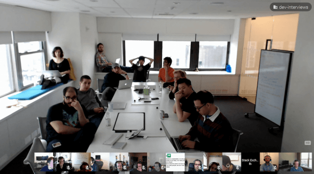 Stack Overflow remote team