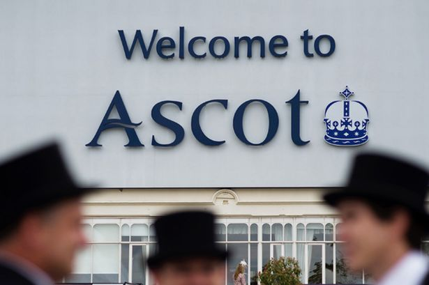 Ascot races and purchases of Christmas