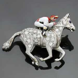 The Horse in Jewels