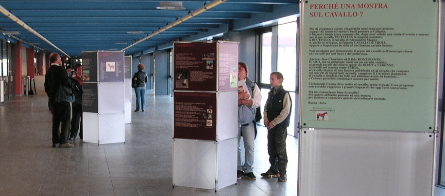 Educational Exhibition of the Horse
