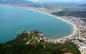 No litoral catarinense, Itapema é um dos destinos preferidos