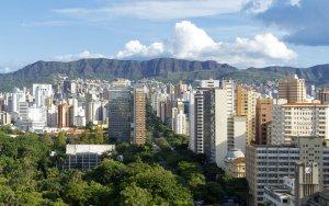 A modernidade e a beleza de Belo Horizonte