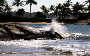 Guarapari e a beleza de suas praias
