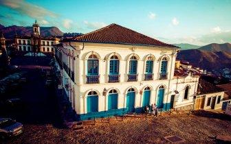 A beleza histórica de Ouro Preto