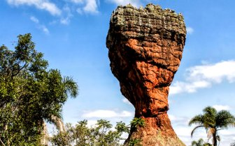 Conheça o Parque Estadual de Vila Velha