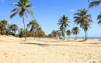 Roteiros turísticos das praias de Fortaleza, CE