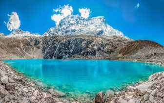 Arrume as malas para Huaraz, no Peru