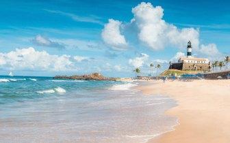 As praias mais bonitas da Bahia