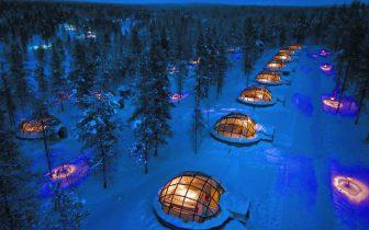 Saiba quais são os dez hotéis mais incríveis do mundo!