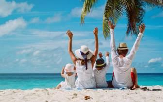 Destinos bacanas para viajar em família