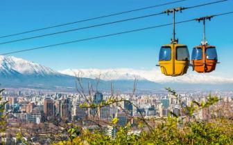 Que tal curtir as maravilhas do Chile?